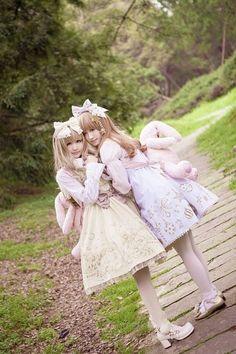 cute things, cute things everywhere *-* | via Tumblr ooooh I'll take those dresses
