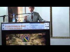A Luta Armada no Brasil e o Dever do Estado - Gen Lannes (Clube Militar)