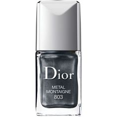 Dior Vernis Gel Shine & Long Wear Nail Lacquer ($27) ❤ liked on Polyvore featuring beauty products, nail care, nail polish, glossy nail polish, bright nail polish, gel nail color and shiny nail polish