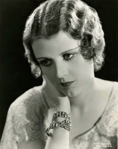 June Collyer in a publicity shot for Alexander Hamilton c.1931