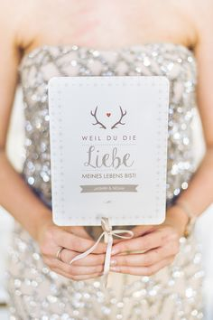 Eine glamouröse Winterhochzeit | Friedatheres.com  Fotos: Die Hochzeitsfotografen