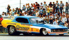 70s Funny Cars - John Collins