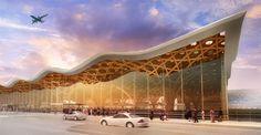 SBA_Zagreb Airport New Terminal Comptition