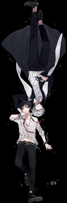 Kinesis x White Mage Anime Oc, Chica Anime Manga, Dope Cartoons, Cool Anime Guys, Cute Anime Couples, Manga Games, Pictures To Draw, Anime Characters, Otaku