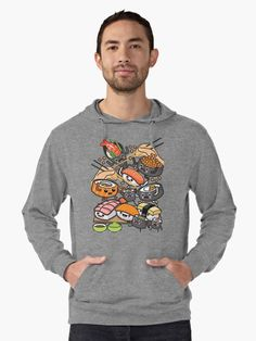 Sushi Party! • Also buy this artwork on apparel, stickers, phone cases, and more.