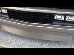 """▶ Heads Up Composites front bumper update 1984 El Camino project """"Desert Eagle"""" - YouTube"""