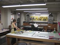 RedLine Printshop- Milwaukee area print studio, for a small fee you can go and use all the printmaking/screen printing supplies and the studio space!  Absolutely using this resource soon!!!!