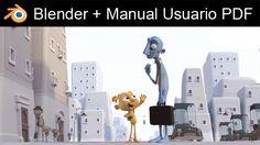 Descargar Blender Gratis + Manuales de Usuario en Español