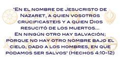 La Biblia afirma que no hay ninguna religión que nos pueda salvar, sino sólo una Persona: Jesucristo. Él hizo lo que nadie más ha podido hacer: morir por nuestros pecados y resucitar