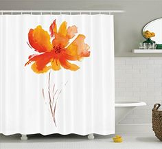 Amazon.com: Butterflies Decoration Shower Curtain Set By Ambesonne, Female Eye With Butterflies Eyelashes Mascara Stare Makeup Party Celebration , Bathroom Accessories, 84 Inches Extralong: Home & Kitchen