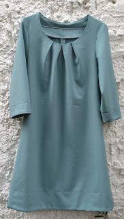 """Der Trend geht zum """"Everyday-Dress"""" stand in einer der bekannten Frauen Zeitschriften. Was heißen soll, die Frau von heute sollte Kleider f..."""