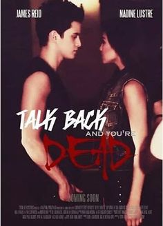 James Reid Nadine Lustre Talk Back and you're dead photos pictures reviews summary plot top samantha red joseph marco yassi latest new movie TBYD screening date
