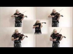 The Witcher 3 Wild Hunt - Hunt or Be Hunted - Dominik Chmurski violin cover
