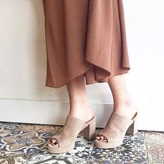 Keep it comfortable and trendy with Maya McQueen's mules.  Shop at Lolita and online  #surroundyourselfwithbeauty #shoes #fashion #style #footwear #mules