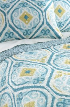 Levtex 'Bodrum' Quilt (Nordstrom Exclusive) available at #Nordstrom