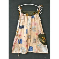 Nixie Petal Dress 'Objects' 8yrs #NixieClothing #kidsfashion