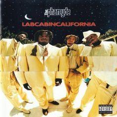 1995, hip hop | ... scans of hip-hop albums: The Pharcyde - 1995 - Labcabincalifornia