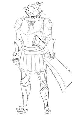 Top Secret Concept Art for Hyrule Warriors - Fan-Made