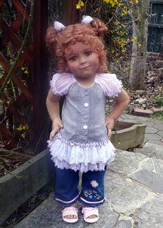"Masterpiece Dolls Chelsea 30"" Susan Lippl Full Vinyl in Stock | eBay"