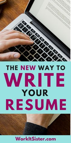 "The NEW Way to Write Your Resume to Get a Job Interview! Find out the new resume writing hacks to help you get your dream interview and job! This is more than just ""how to write a resume"". Resume Help, Resume Tips, Resume Ideas, Job Resume, Mom Advice, Career Advice, Job Career, Career Coach, Job Search Websites"
