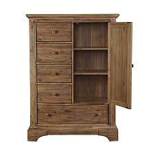 Can not wait yo get this for the baby room !! Bertini Pembrooke Chifferobe - Natural Rustic