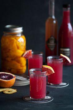 Saturday Sips: Blood Orangecello Recipe | Evermine Blog | www.evermine.com