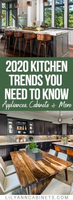 Best Kitchen Appliances 2020.2965 Best Kitchen Design Ideas Images In 2019 Kitchen