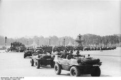 """Volkswagen VM Typ 166 """"Schwimmwagen"""" by Panzer DB, via Flickr"""
