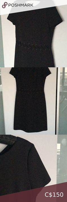 Check out this listing I just found on Poshmark: Escada Black Dress. #shopmycloset #poshmark #shopping #style #pinitforlater #Escada #Dresses & Skirts Plus Fashion, Fashion Tips, Fashion Trends, Check, Skirts, Outfits, Shopping, Collection, Tops