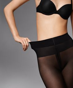 Wolford Launches Magical Tights That Won't Give You Muffin Top from InStyle.com