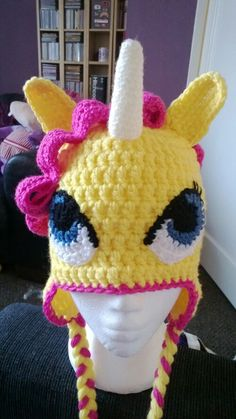 My Little Pony Hat Fluttershy