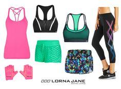 La #SportySister @nievesanaya escoge sus favoritos de #LornaJane para sudar con estilo ;) ¡No te pierdas su blog!