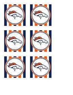 Free Printable Denver Broncos Logo | denver broncos 260 logo logos ...