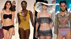 DAS GROSSE SOMMER-RÄTSEL Was ist heißer: Bikini oder Badeanzug?