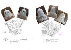 DIY Handmade: dzwonki na szydełku