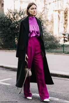 Automaticamente passamos a escolher roupas com tonalidades sóbrias quando o clima esfria. Não me entendam mal, amo cores escuras. Mas os looks para o inverno podem e devem ser mais coloridos!