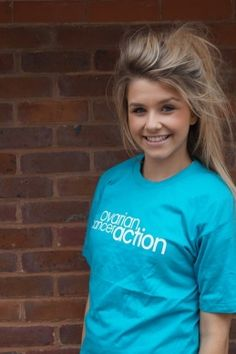 Teenage supporter wins Diana Award for Ovarian Cancer Action fundraising