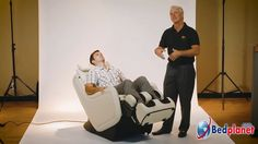 Human Touch ZeroG 5.0 Massage Chair | Bedplanet | Bed Planet | Bedplanet.com