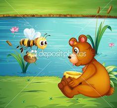 Bear Stock Photos, Illustrations and Vector Art - Page 17 | Depositphotos®