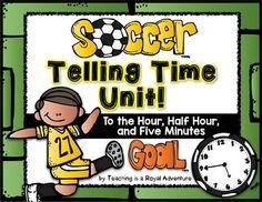 Telling Time Unit *C