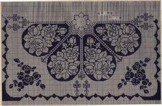 【转载】八十年代的钩针蕾丝方格图案 - 紅陽聚寶的日志 - 网易博客