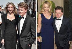 Michael J. Fox ve Tracy Pollan