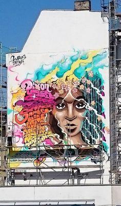 Melville: Graffito