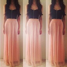 Lovely skirt can be used as casual but also smart :)