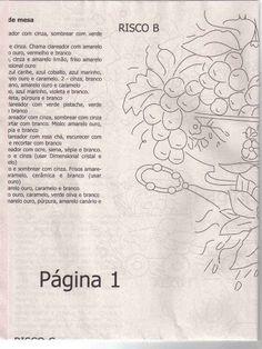 PINTURA EM TECIDO ESPECIAL SUSY - DinaCosta - Álbuns da web do Picasa