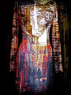 'The wedding dress' von Gabi Hampe bei artflakes.com als Poster oder Kunstdruck $18.02