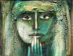 Syrian artist Nazir Nabaa