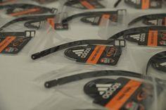 Bagtags for Adidas Worldcup Hockey Event with GoalieWorks Rotterdam