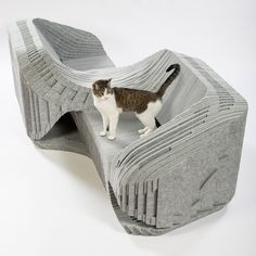 Cat Houses By LA Architects Auctioned Off For Charity