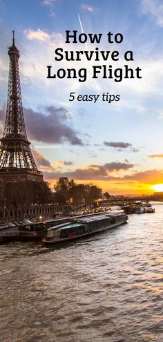 Tips for how to survive, and enjoy, a transatlantic, long-haul flight Paris Travel Tips, Europe Travel Tips, Travel Abroad, European Travel, Travel Guides, Travel Destinations, Travel Hacks, Europe Packing, Traveling Europe